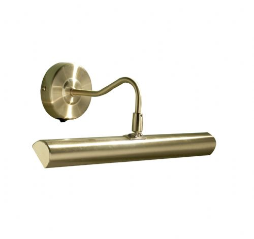 Onedin Satin Brass Picture Light ONE6741 (023019)